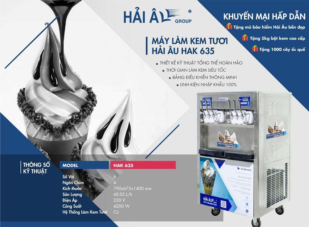 thông tin sản phẩm hak 635