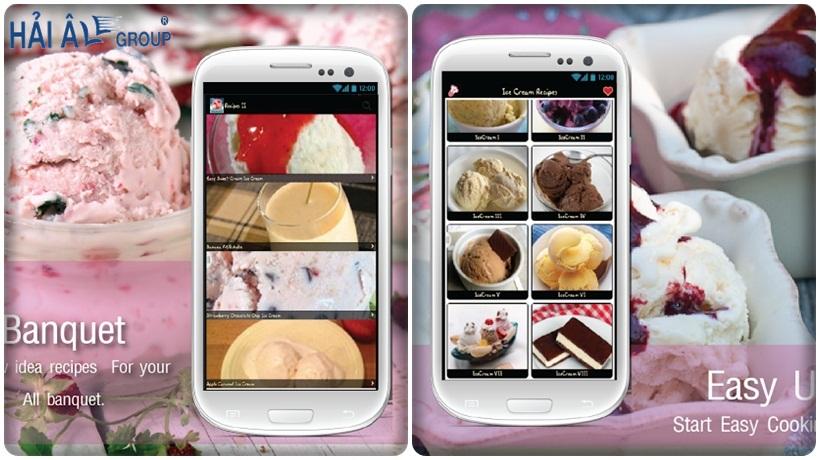 chiến lược quảng cáo kem mới