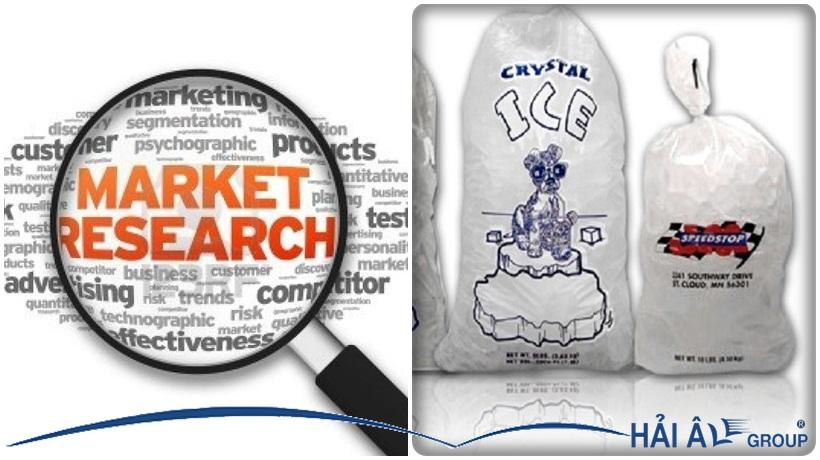 nghiên cứu thị trường kinh doanh đá sạch