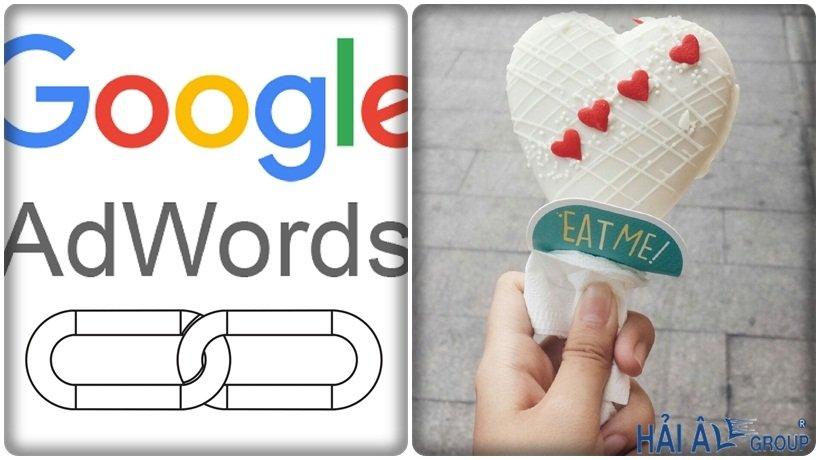 quảng cáo google adword tốt cho cửa hàng kem