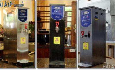 bình đun nước nóng Hải Âu tại các nhà hàng