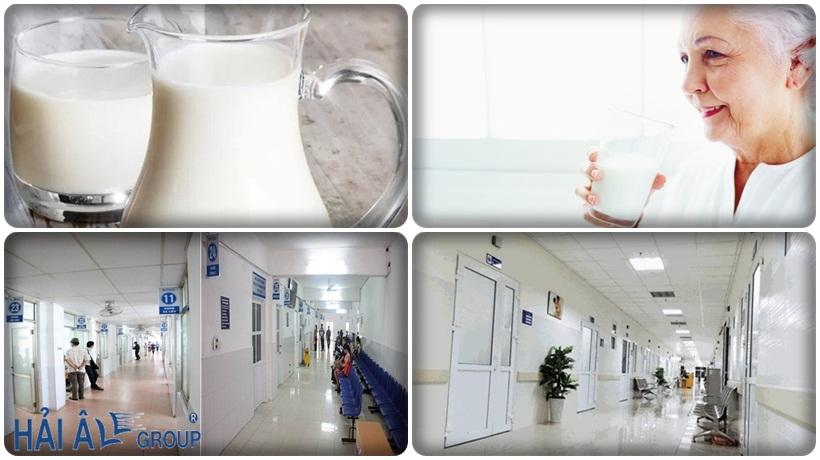 máy đun nước nóng công nghiệp tại các bệnh viện
