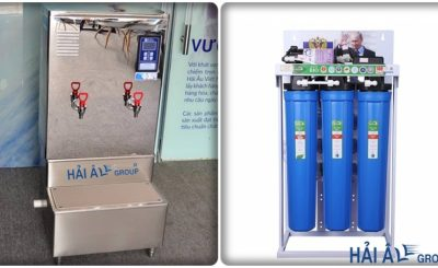 máy đun nước nóng Hải Âu