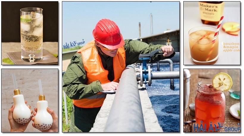 mở xưởng sản xuất đá viên với nguồn nước đảm bảo