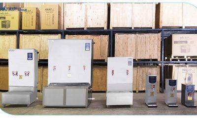 máy đun nước nóng Hải Âu với nhiều công suất đa dạng